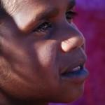 Jeune aborigène